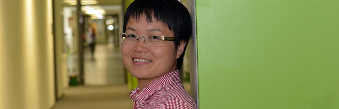 Prof. Dr. Minh Nguyen. Foto: Universität Bielefeld