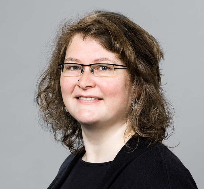 Prof'in Dr. Silke Schwandt, Personenfoto