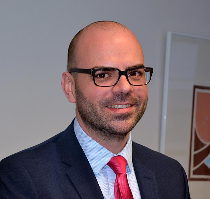 Professor Dr. Maximilian Benz, Foto der Person