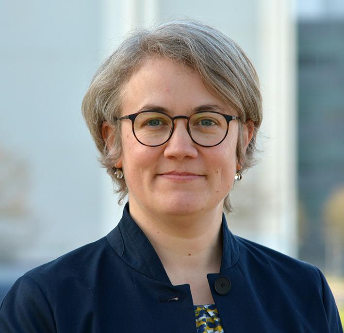 Prof'in Dr. Ellen Grünkemeier, Foto der Person