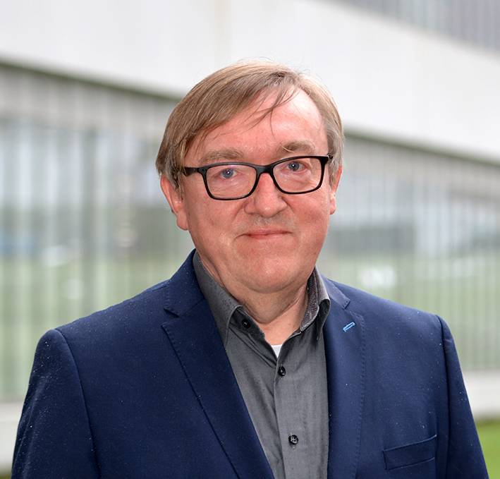 Prof. Dr. Erhard Wischmeyer, Foto der Person