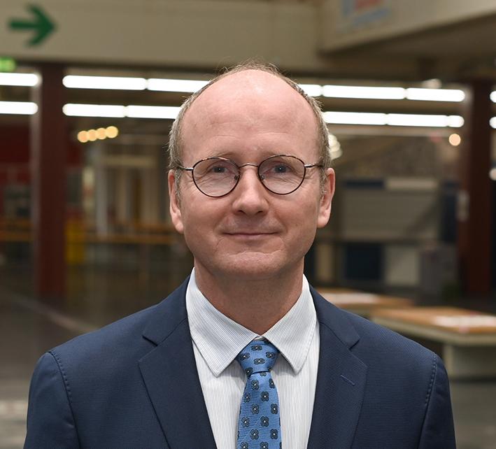 Prof. Dr. Eckard Hamelmann, Foto der Person