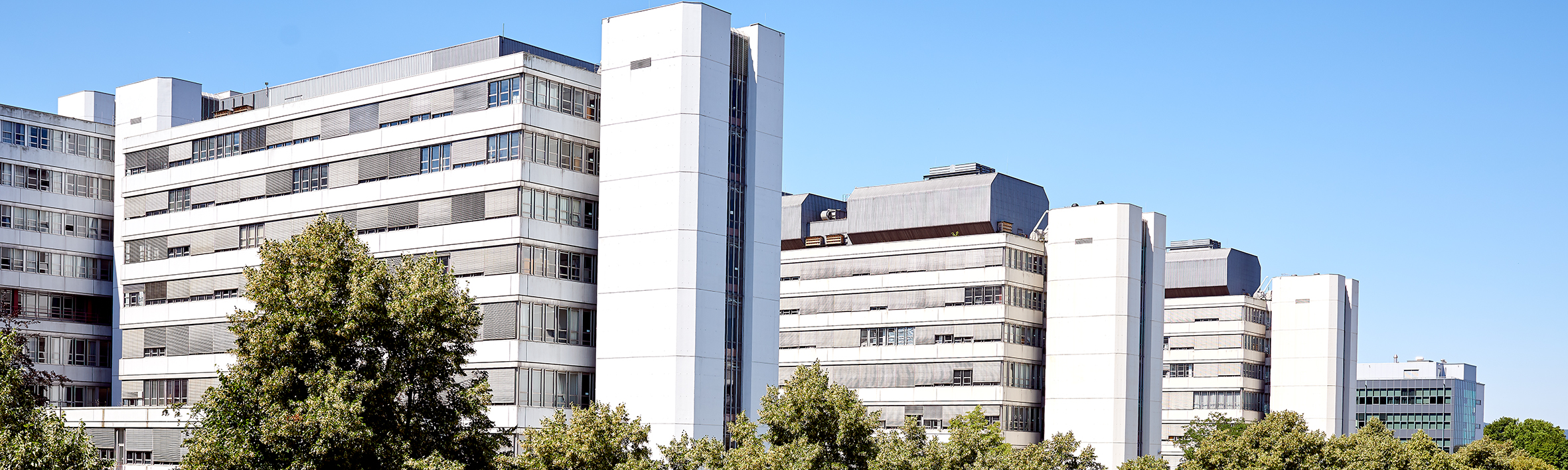 Imagebild Universitätsgebäude