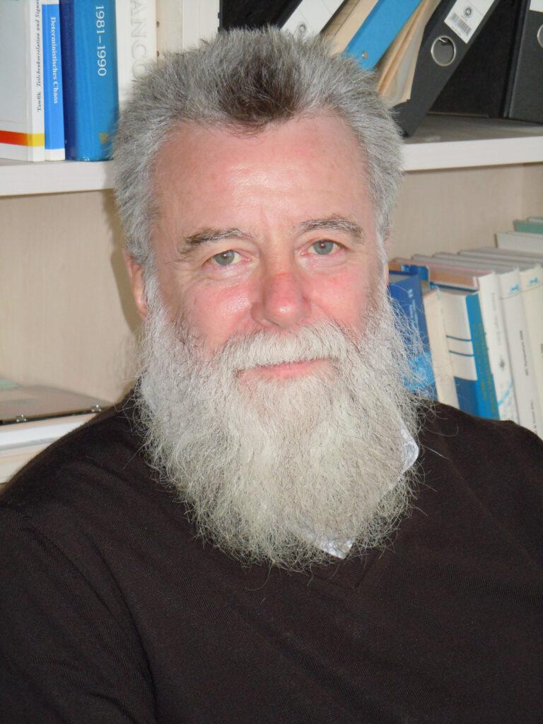 Prof. Dr. Frithjof Karsch