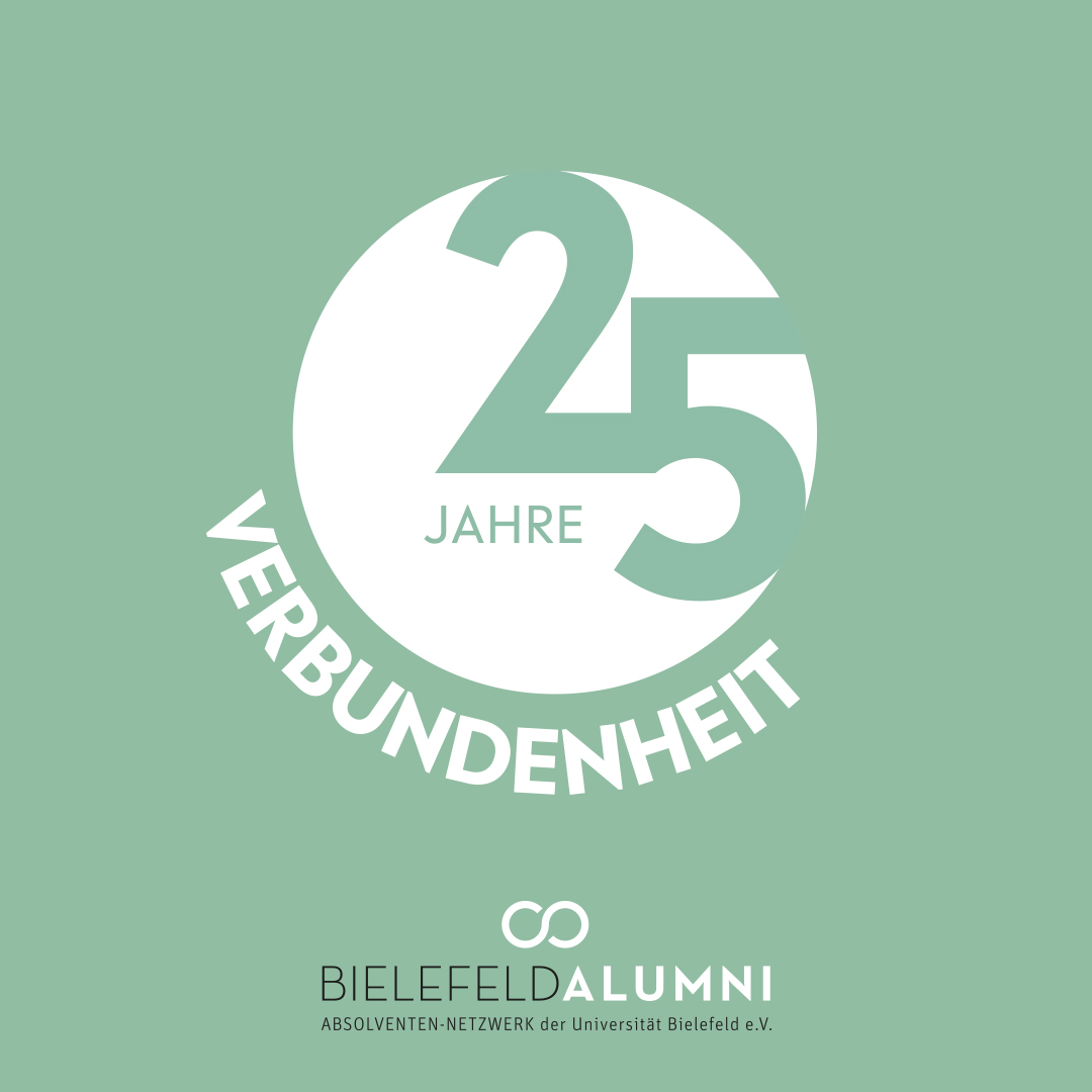 25 Jahre Verbundenheit - Jubiläum des Absolventen-Netzwerks e. V.