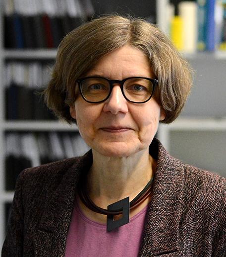 Prof'in Dr. Dorothee Staiger, Bild der Person