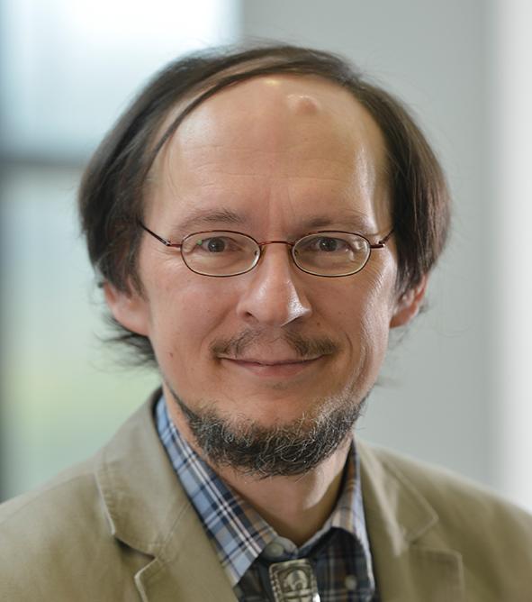 Prof. Dr. Helge Ritter, Foto der Person