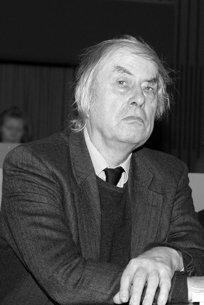 Prof. Dr. Karl-Heinz Bohrer, Bild der Person