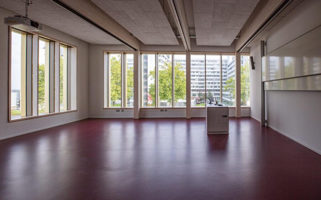 Eröffnung Gebäude Y: Seminarraum
