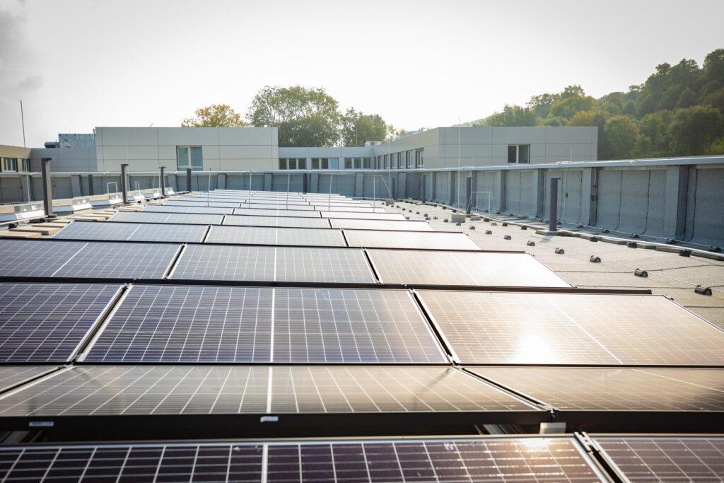 Eröffnung Gebäude Y: Nachhaltigkeit