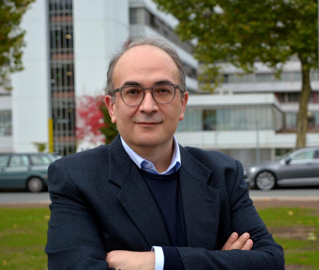 Professor Dr. Vito Francesco Gironda, Bild der Person