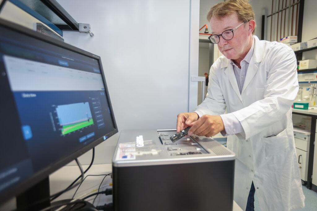 Genetiker Prof. Dr. Jörn Kalinowski