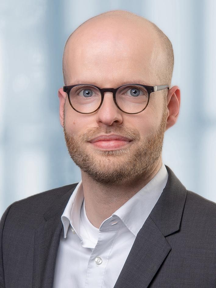 Professor Dr. Kai C. Bormann, Bild der Person