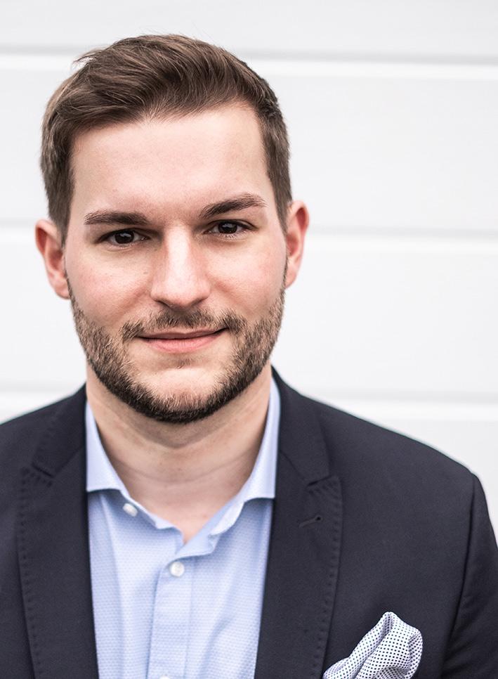 Professor Dr. Simon Kühne, Bild der Person